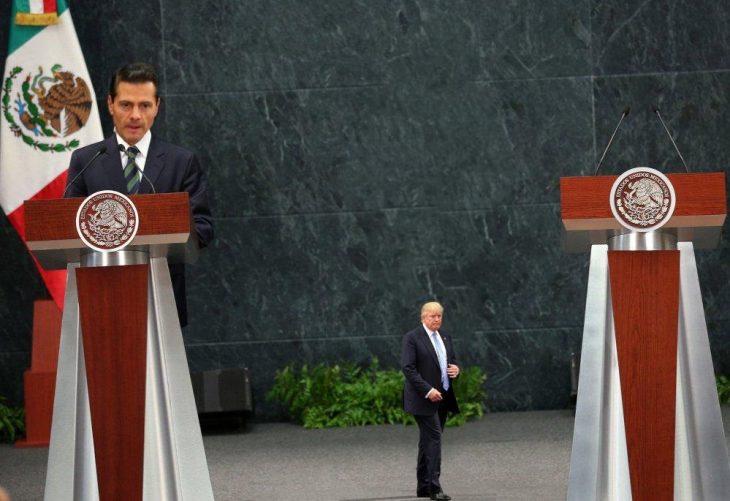 Tiny Trumps Peña Nieto