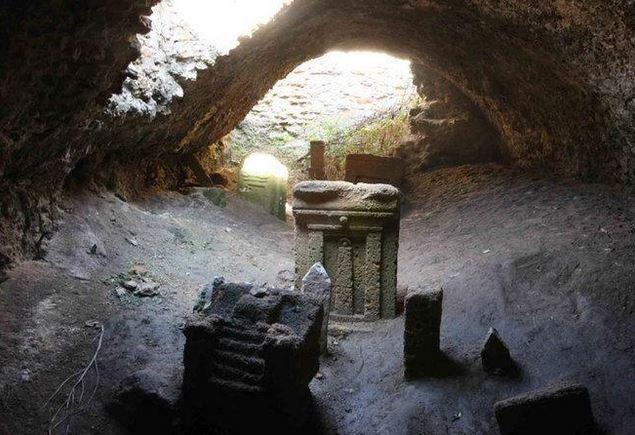 Santuario en Túnez