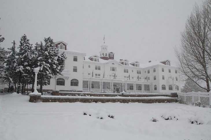 Hotel Stanley en Colorado