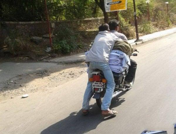 2 en moto