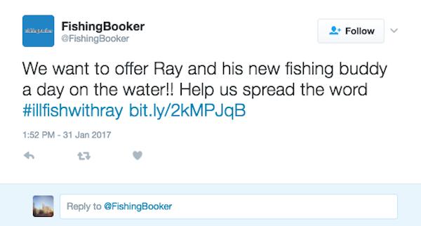 invitacion pesca
