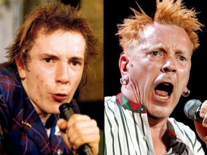 John Lydon, Sex Pistols