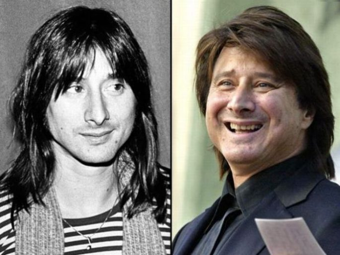 hourney steve perry