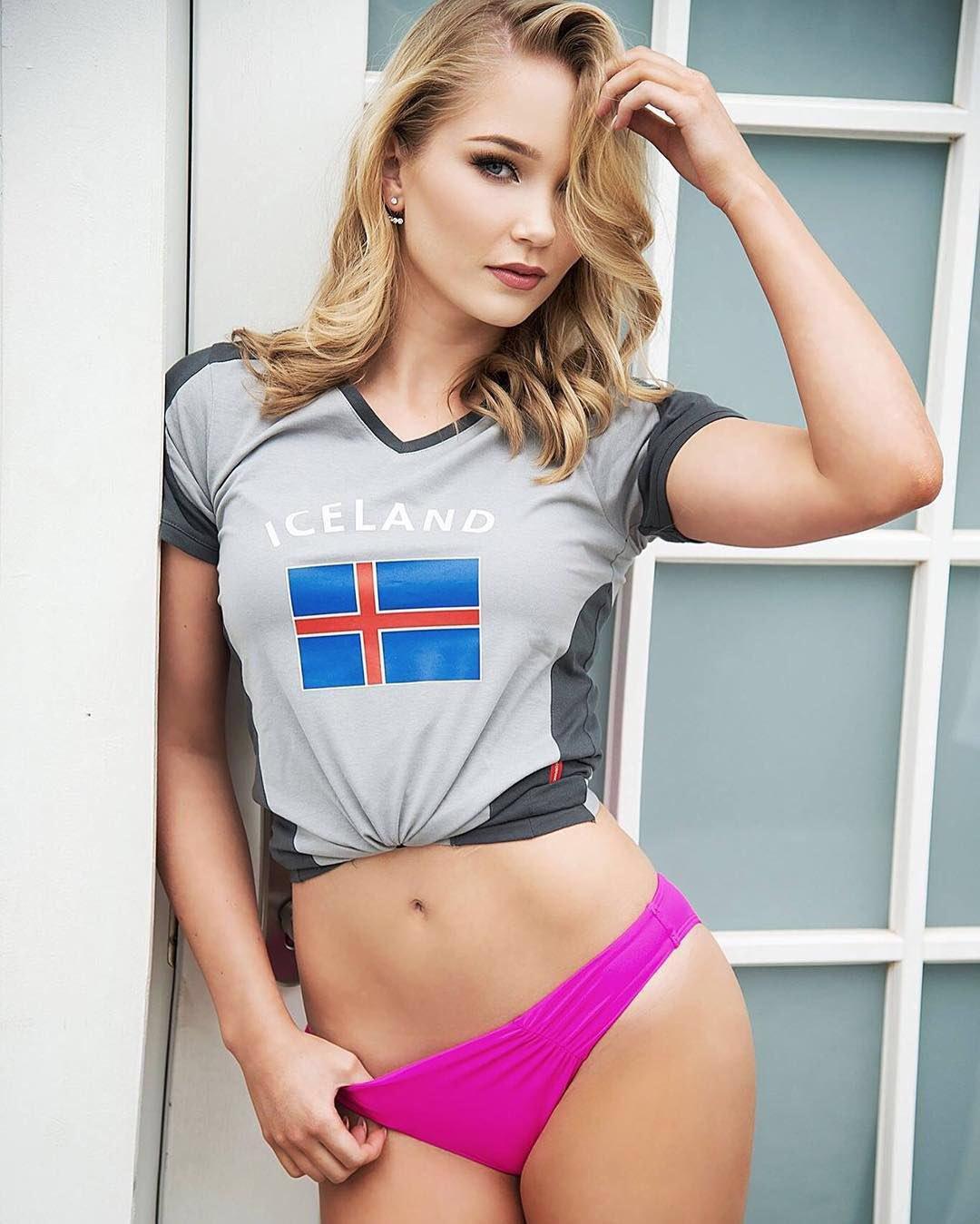 U$S5.000 al mes por casarse con Islandesas