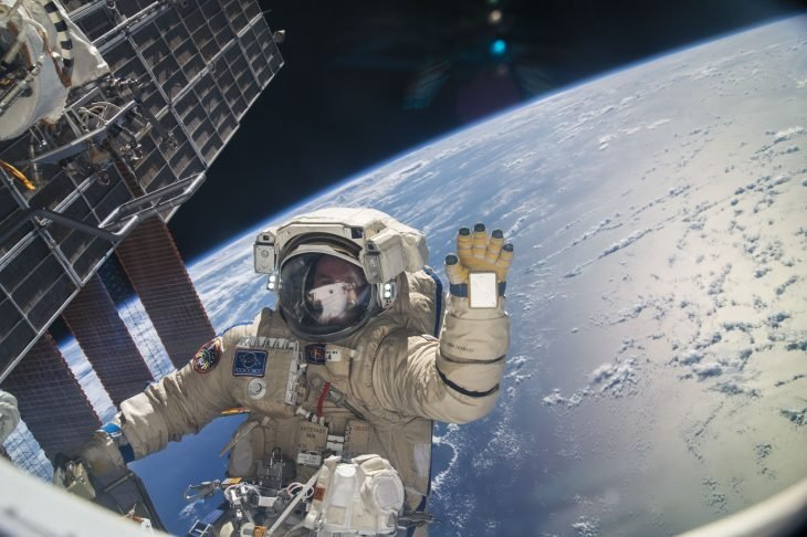 ISS espacio NASA error