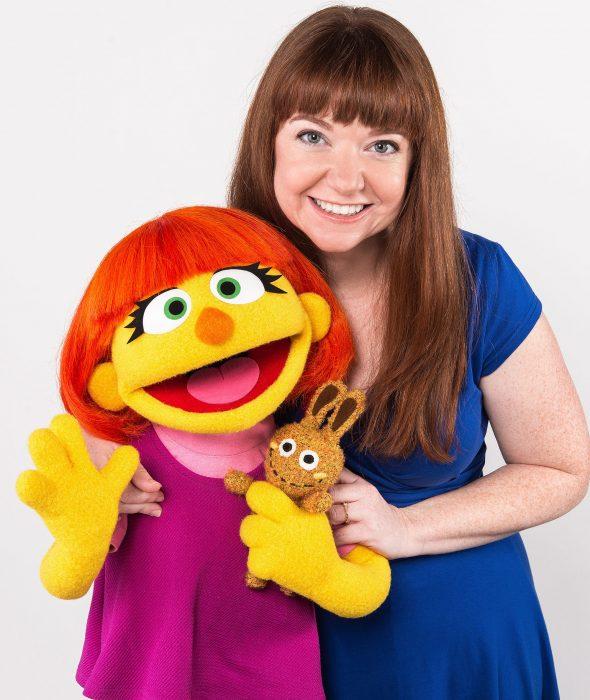 Julia muppet