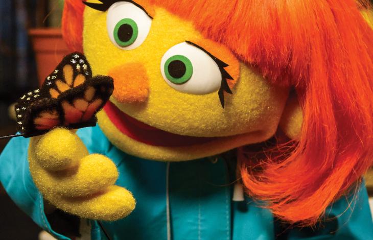Julia Puppet