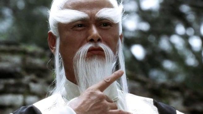 maestro shaolin