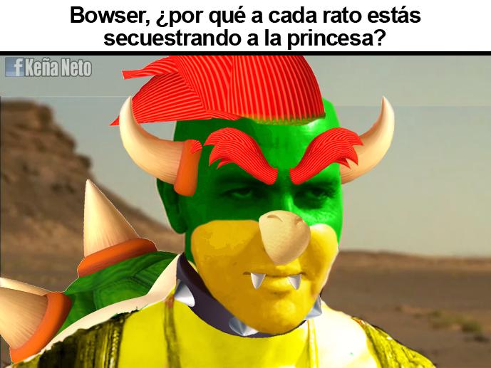 bowser meme