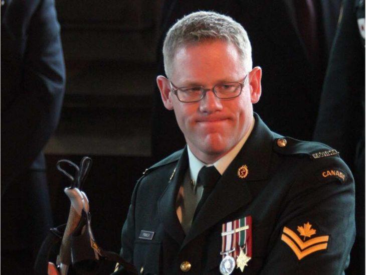 Capitán del gobierno canadiense