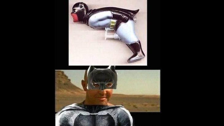 batman pervert face