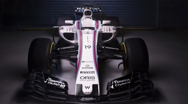 fw40 williams