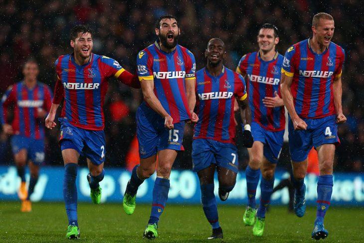 Crystal Palace equipo