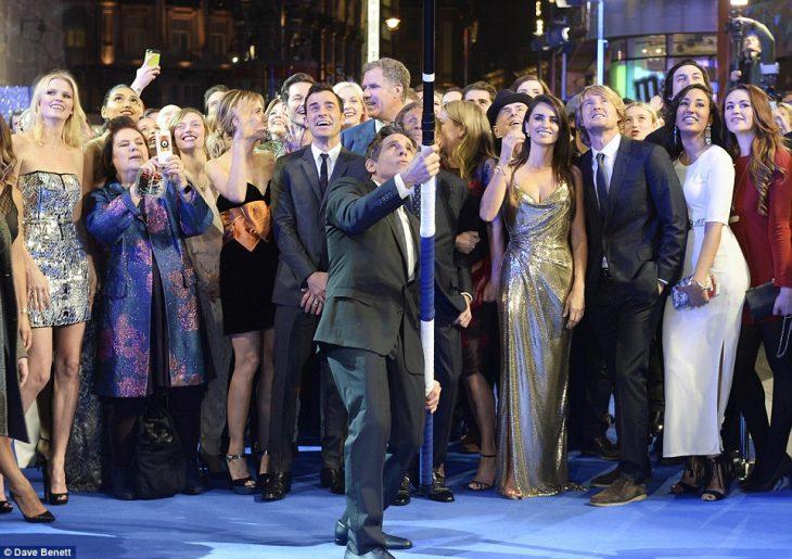 Ben Stiller Selfie