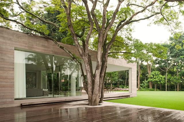 Naturaleza y arquitectura