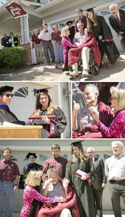 Fiesta de graduación