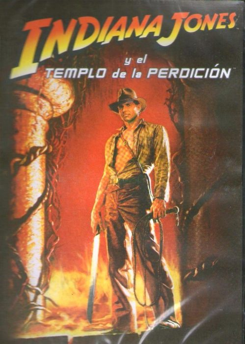 Indiana Jones y el templo de la perdición