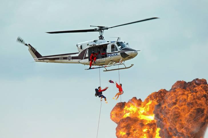 bebe helicoptero