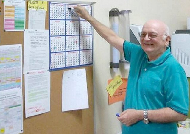 profesor jubilado