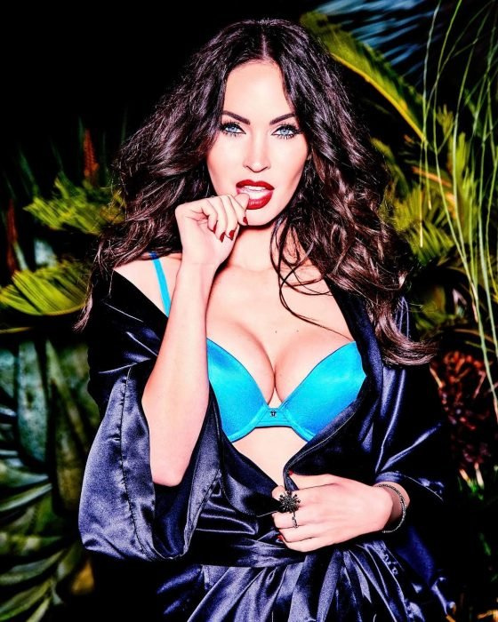 Megan Fox en revista V