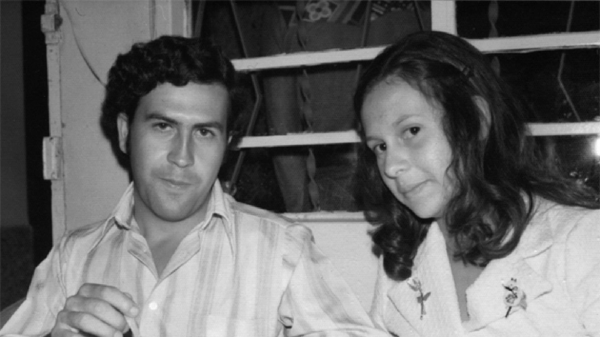 Estas son las mujeres que tuvo el capo Pablo Escobar