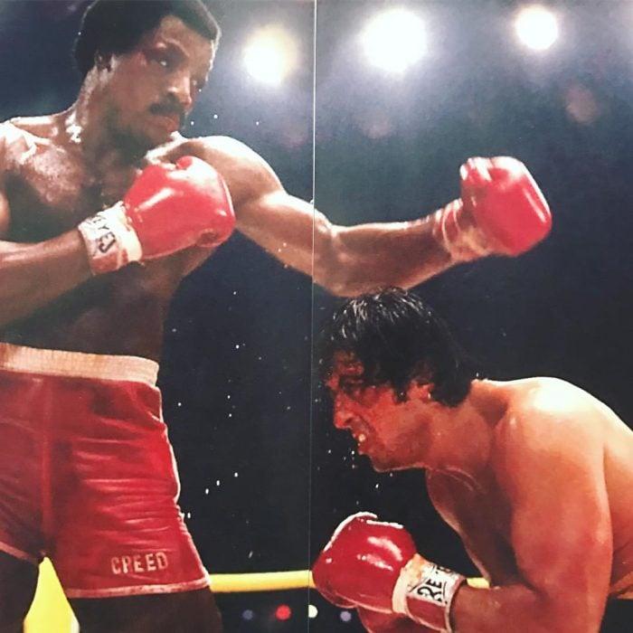 Fotografía de Rocky