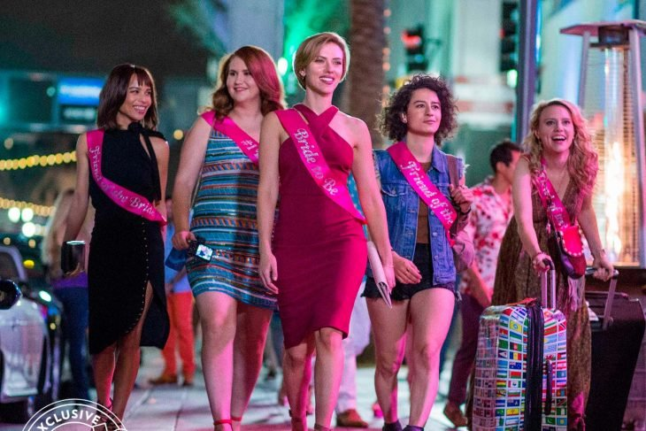 Escena de Rough Night