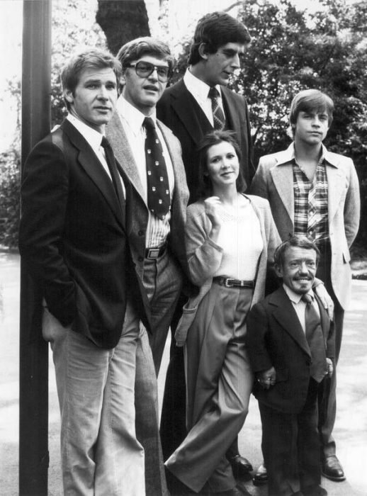 Elenco de Star Wars