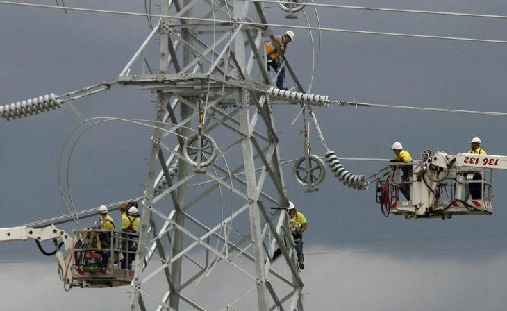 electricidad australia