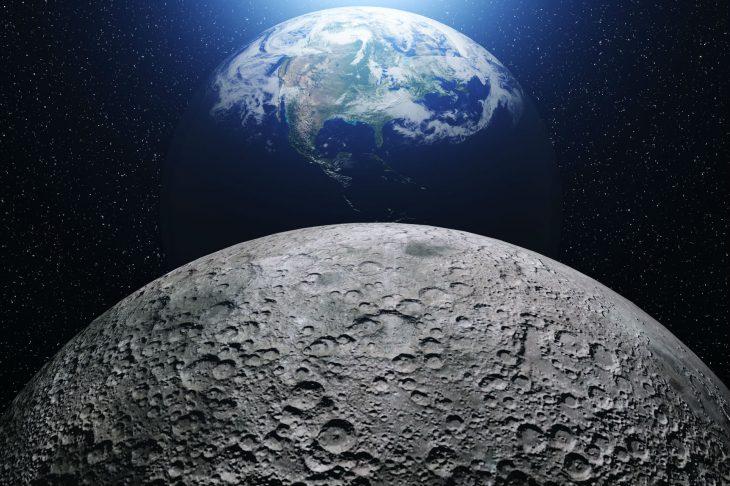 tierra y luna