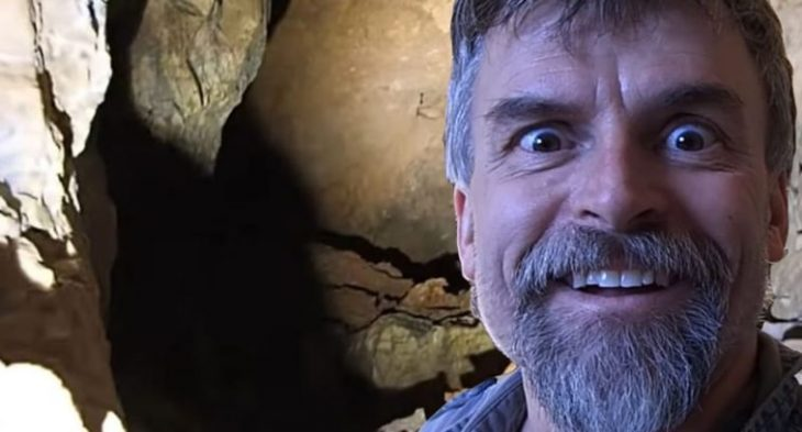 Encuentra cueva