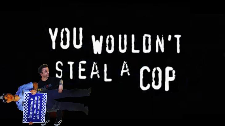 Wee Man en Batalla de Photoshop