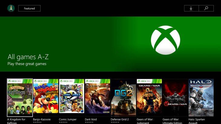 Xbox game Pass.