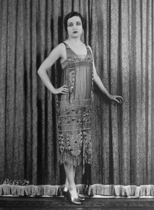 chica flapper
