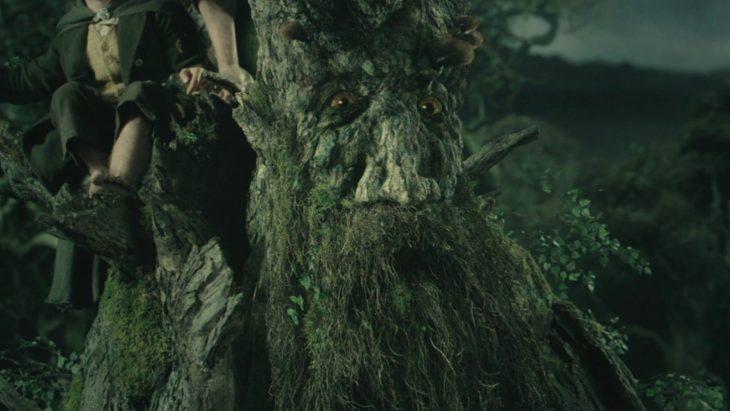 El señor de los anillos árbol