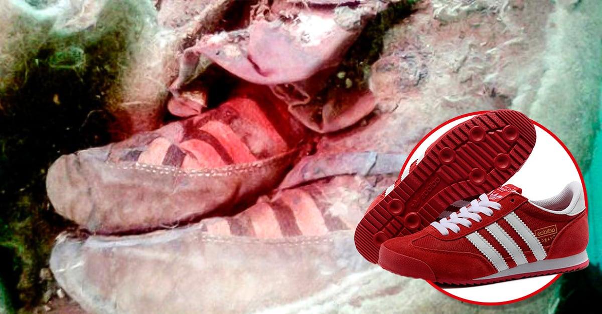Encuentran los restos de una momia en mongolia que usaba - Restos de zapatos ...