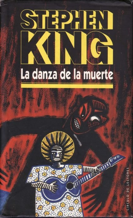 La danza de la muerte (The stand) - Stephen King