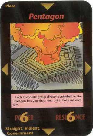 pentagono carta