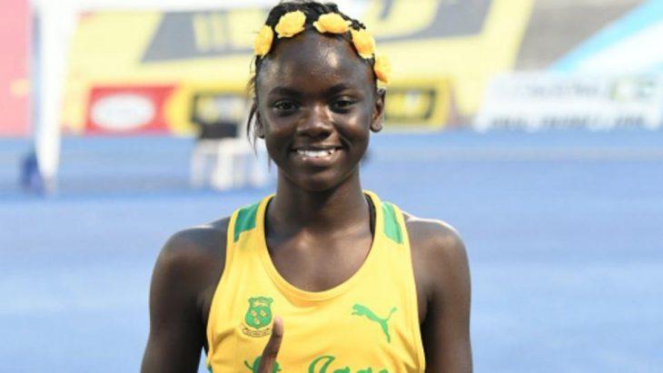 Brianna Lyston, la nueva Usain Bolt