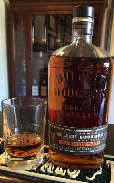 Bulleit Cask Strength Bourbon