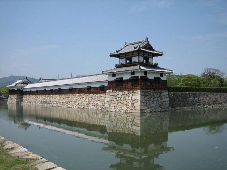 Castillo en Hiroshima