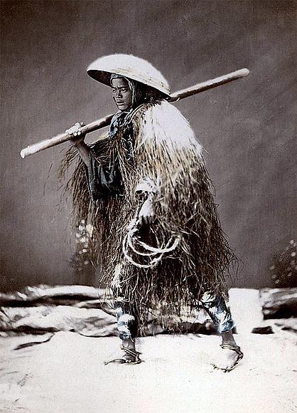 Campesino japonés