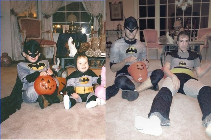 then now batman