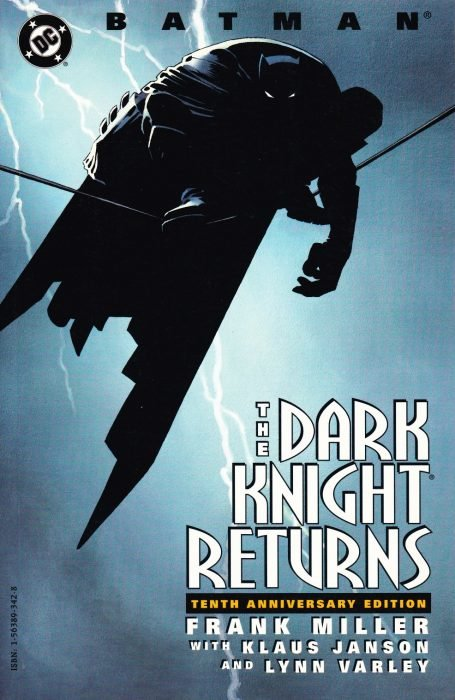 dark knight returns