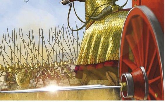 carro romano navajas