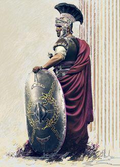 romano escudo