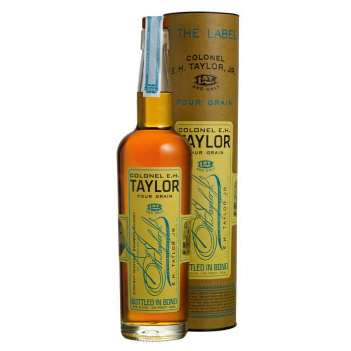 EH Taylor Four Grain Bourbon