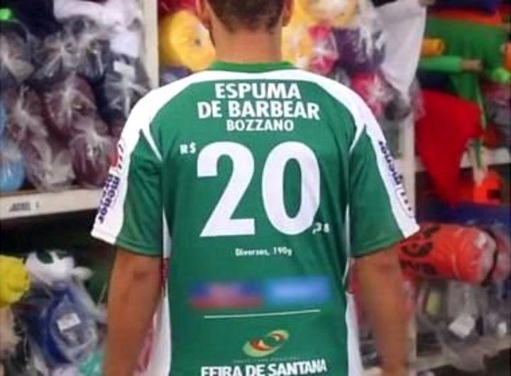 Publicidad en el futbol