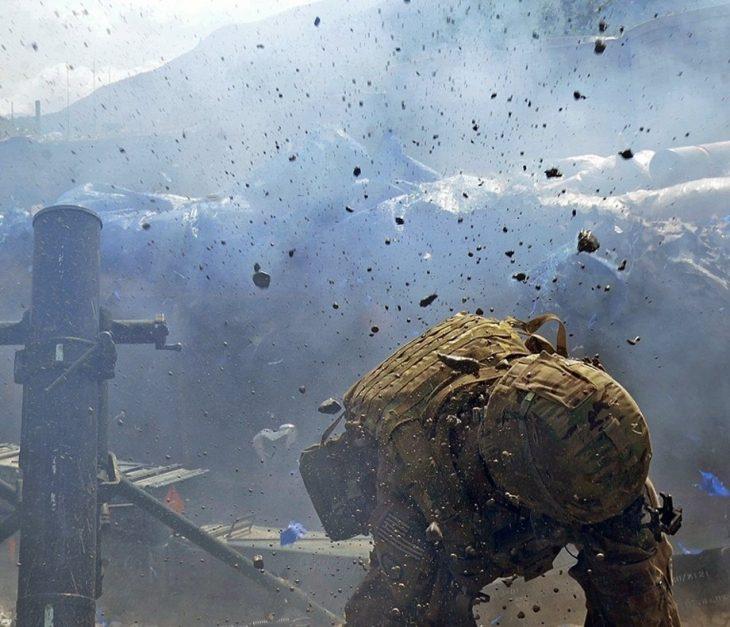 Momentos precisos en la guerra