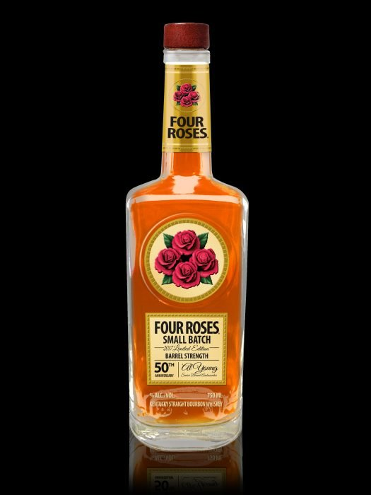 Four Roses Al Young 2017 Limited Edition 50th Anniversary Small Batch Bourbon